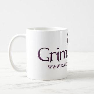 Taza púrpura de GrimGirl