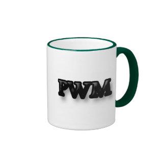 Taza PWM acentuada