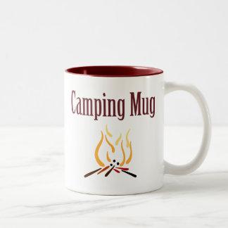 Taza que acampa III