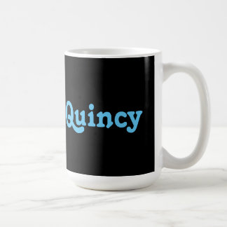 Taza Quincy
