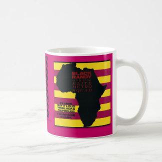 Taza Randy negro Idi Amin Dangerhouse