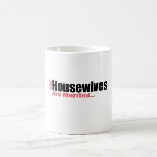 taza real de las amas de casa