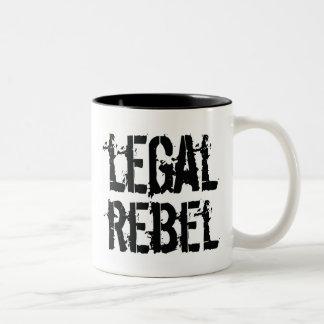 Taza rebelde legal