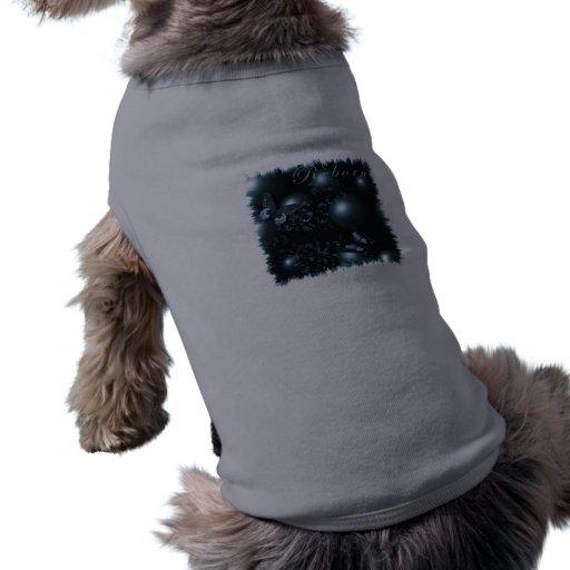Taza renacida del navidad ropa de perro