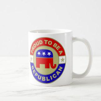 Taza republicana orgullosa
