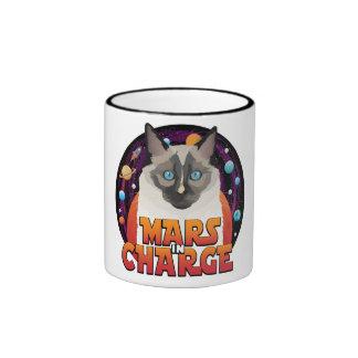 Taza responsable de Marte Taza A Dos Colores