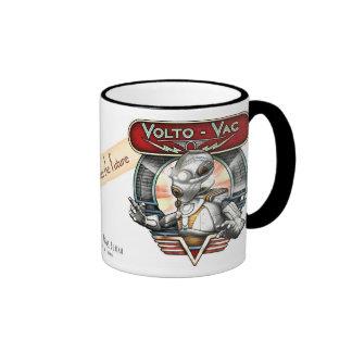 Taza retra del robot Volto-VAC
