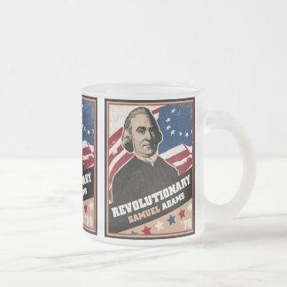Taza revolucionaria americana de Samuel Adams