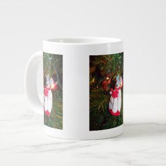 Taza roja de la especialidad del ratón del coro taza grande