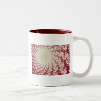 Taza roja lisa de Whirlpool