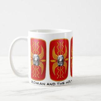 Taza romana y del Sacro Imperio Romano