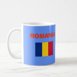 Taza România ceașcă de cafe del país del RO
