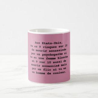 taza rosada