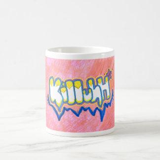 Taza rosada de Killuh