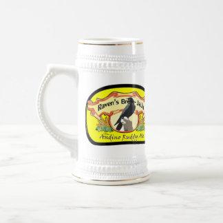 Taza rubicunda de la cerveza inglesa de Andino