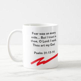 Taza - salmo 31
