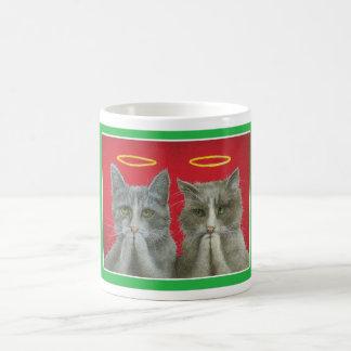Taza santa de los gatos