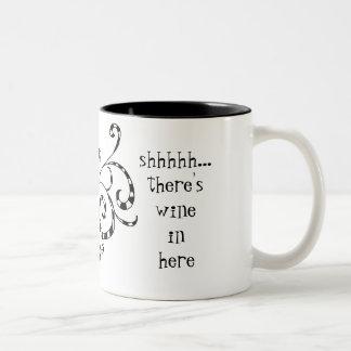 Taza secreta del vino