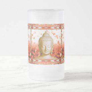 Taza serena de Buda