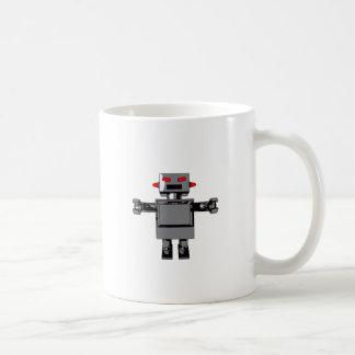 Taza simple del robot