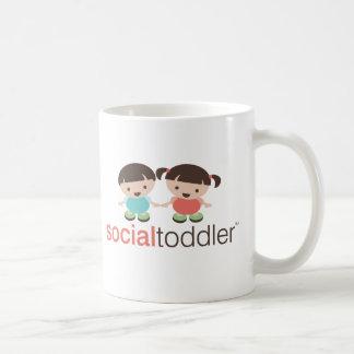 Taza social del niño