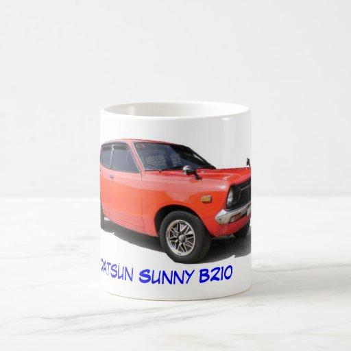 Taza soleada B210 de Datsun