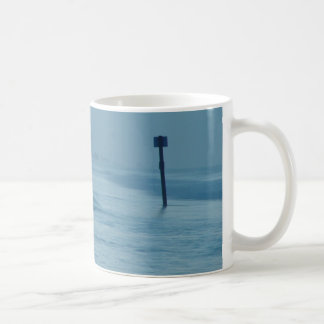 Taza solitaria de la marea de la playa de FL de la