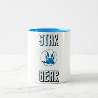 taza star bear