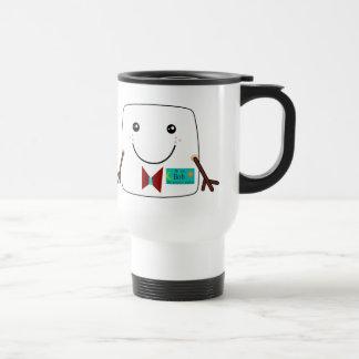 Taza suave de Coffe del trabajador