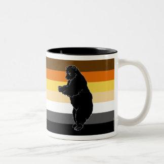 Taza superior del oso