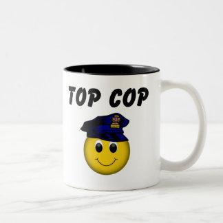 Taza superior del poli