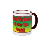 Taza/taza del navidad taza a dos colores