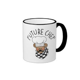 Taza/taza futuras del cocinero taza a dos colores