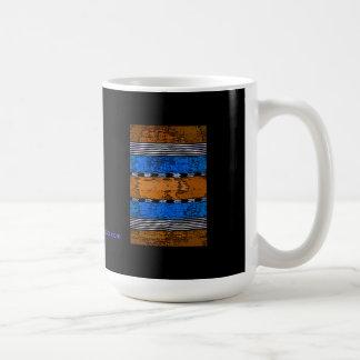 Taza temprana del diseño de la manta de Navajo