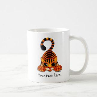 Taza - Tiggy el tigre
