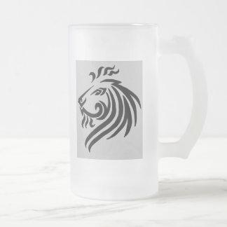 TAZA TRIBAL DEL LEÓN
