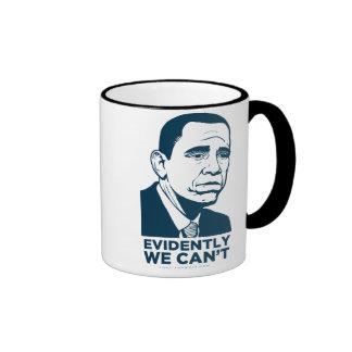 Taza triste de Obama