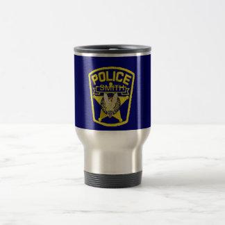 Taza universal del oficial de policía