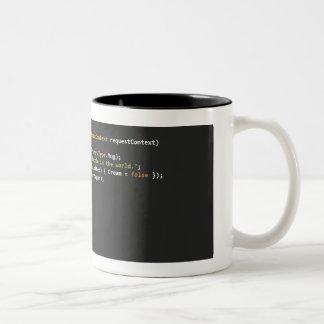 Taza v1.4.1 del programador
