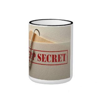 Taza, vaso, Secreto, top Secret, bebidas