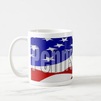 Taza Ver del orgullo de Pennsylvania. 2