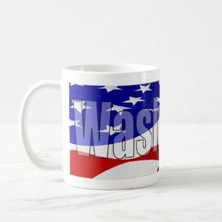 Taza Ver del orgullo de Washington. 2
