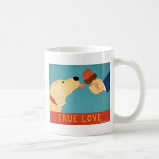 Taza verdadera del amor - Stephen Huneck