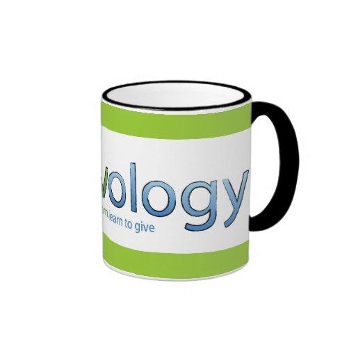 Taza verde de Givology