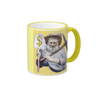 ¡taza vieja del prospector del timey!!!!