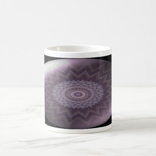 Taza violeta de Chakra