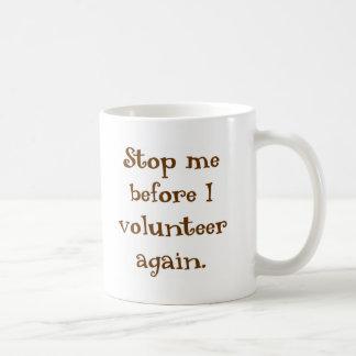 Taza voluntaria