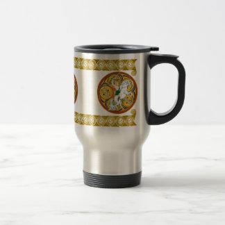 Tazas célticas, diseño céltico #2 de Lugh del guer