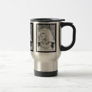 Tazas célticas, diseño fresco del mac del Finn