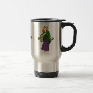 Tazas célticas, diseño virginal #1 del Grail
